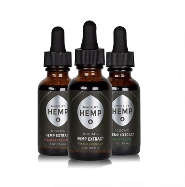 Made By Hemp Full-Spectrum Hemp Extracts