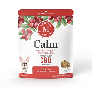 Martha Stewart CBD Dog Chews - Calm