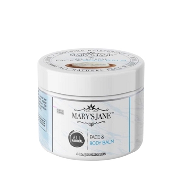 Mary's Jane Signature All-Natural Face and Body Balm