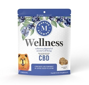 Martha Stewart CBD Wellness Dog Treats